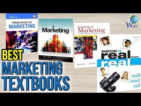 10 Best Marketing Textbooks 2017