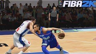 getlinkyoutube.com-FIBA 2K OQT - Philippines vs France