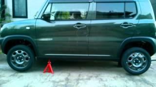 getlinkyoutube.com-SUZUKI ハスラー フルタイム4WDの特性