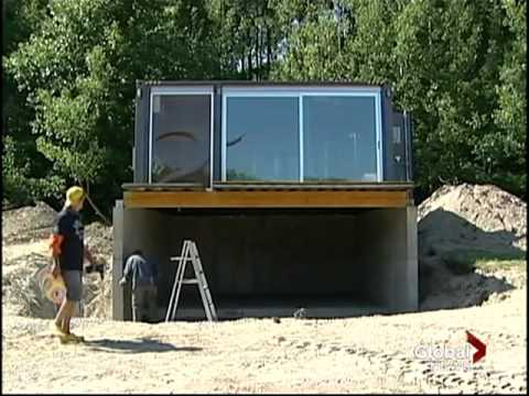 Global News - Prefabricated Homes by MEKAWORLD