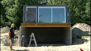 getlinkyoutube.com-Global News - Prefabricated Homes by MEKAWORLD