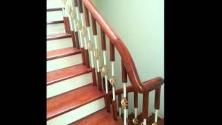 getlinkyoutube.com-Cầu thang gỗ đẹp các loại