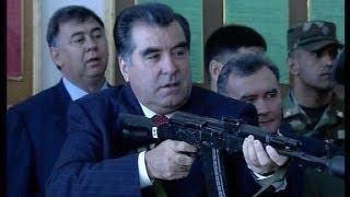 getlinkyoutube.com-Лидер Таджикистана - Эмомали Рахмон