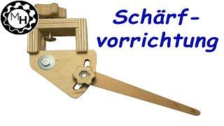 getlinkyoutube.com-selbstgebaute Schleifvorrichtung für Drechselwerkzeug (kostenloser Plan)