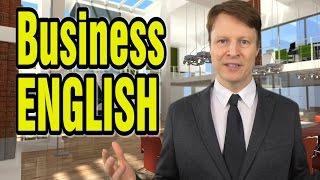 getlinkyoutube.com-Top 10 Business English Vocabulary | Learn English with Dialogue |