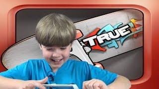 getlinkyoutube.com-Playing True Skate (iPad/iOS/Tablet) (KID GAMING)