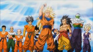 Dragon Ball Hoshi HD brand new world