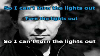 RICK ASTLEY - NEW single - LIGHTS OUT - with lyrics
