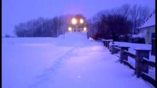 getlinkyoutube.com-Nach dem Schneesturm-Radlader-Tief Petra