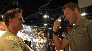 WrestleMania XXVIII Diary: Chris Jericho Video Entry