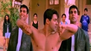 getlinkyoutube.com-Mujhse Shaadi Karogi - funny fight scene - Akshay Kumar and Salman Khan