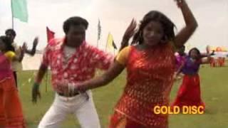 getlinkyoutube.com-New Santali Romantic Song   Bangdo Jholmuni   Jupur Juley   Masang   Geeta   Gold Disc