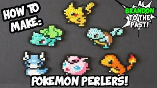 getlinkyoutube.com-How To Make Pokemon Perler Art!