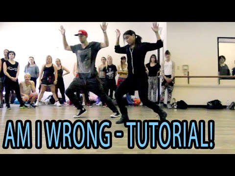 AM I WRONG - Nico & Vinz Dance Tutorial | @MattSteffanina Choreography (@DanceVidsLive)