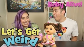 getlinkyoutube.com-BABY ALIVE - Lets Get Weird