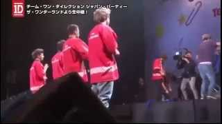 getlinkyoutube.com-One Direction - One Way or Another - behind the scenes - Japan