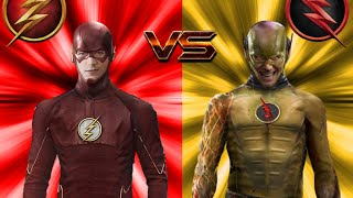 getlinkyoutube.com-The Flash vs The Reverse-Flash ALL FIGHT (season 1)!