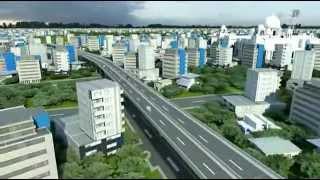 getlinkyoutube.com-Parama Flyover, KMDA