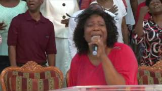 Keesa Peart Live @ Ash Wednesday Fasting Power Of Faith Portmore