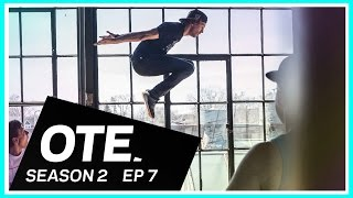 getlinkyoutube.com-OTE: TORONTO TURNAROUND - Off The Edge: A Freerunning Web Series (Season 2 – Ep. 7)