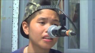 Voice-A-Like of Justin Bieber Alexis Calipusan sings U Smile