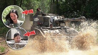 We Got A Tank!! width=
