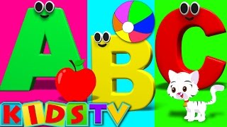 getlinkyoutube.com-The Big Phonics Song | Phonics Song A-Z | Kids TV Best Nursery Rhymes For Toddlers