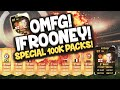OMG!!! IF ROONEY IN A PACK! 100K PACKS! | FIFA 15 Ultimate Team