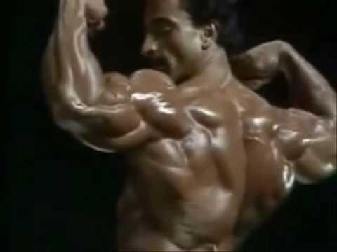Samir Bannout Mr. Olympia 1983