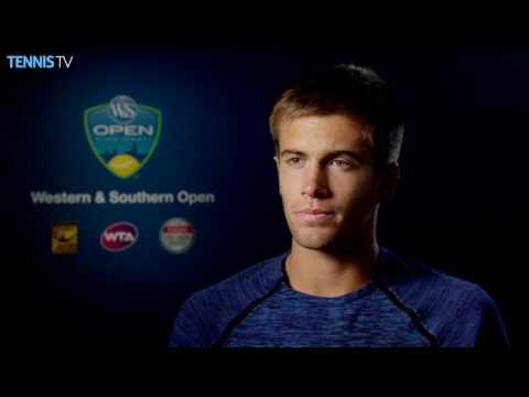 Coric Discusses 3R Win Over Nadal In Cincinnati 2016