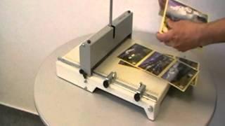 getlinkyoutube.com-Creasing And Perforating Machine GPM 320