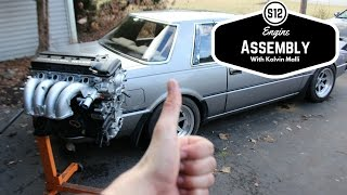 Engine Assembly | S12 Build Part 2