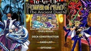 getlinkyoutube.com-Yu-Gi-Oh! Power of Chaos - The Ancient Duel ( Kaiba VS Yugi )
