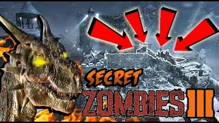 getlinkyoutube.com-THE IRON DRAGON IS REAL! Black Ops 3 ZOMBIES DER EISENDRACHE Boss (BO3 Easter Egg & Storyline DLC)