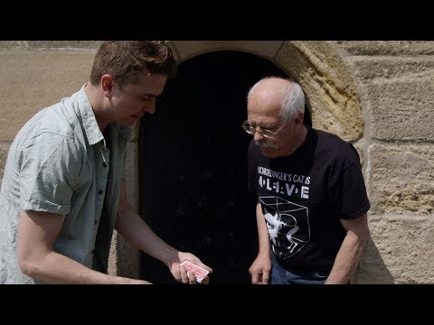 Using A Magic Trick to Tour The World's Oldest Astronomical Tower | The Road Trick