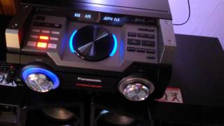 getlinkyoutube.com-MINI SYSTEM PANASONIC MAX 8000 3.300 WATTS RMS