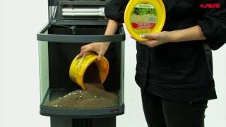 getlinkyoutube.com-Como é fácil montar os aquários biótopo SERA ...