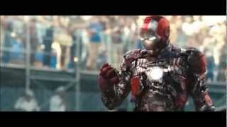 getlinkyoutube.com-IRON MAN 2 - Monaco Fight Scene [HD]