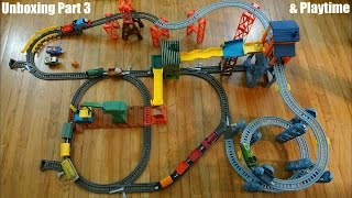 getlinkyoutube.com-Thomas & Friends Trackmaster: Mad Dash on Sodor Set Unboxing 3 of 3