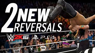 getlinkyoutube.com-WWE 2K16 New Reversals! part 2 | EspacioNinja.com WWE 2K16 Exhibit