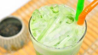 getlinkyoutube.com-ชาเขียวเย็น Iced Green Tea