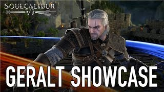 SOULCALIBUR VI - Geralt Showcase