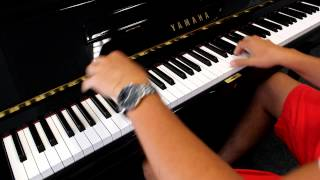 Lost Frequencies - Reality Feat. Janieck Devy Piano Cover