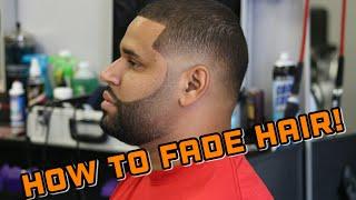 getlinkyoutube.com-How to do Fade Haircut w/ Faded Razor Beard