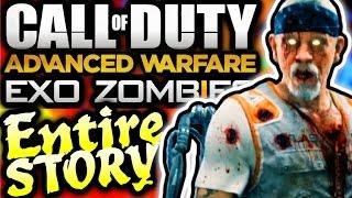 getlinkyoutube.com-THE ENTIRE EXO ZOMBIES STORYLINE EXPLAINED! (Advanced Warfare Exo Zombies Storyline Secret Full) AW