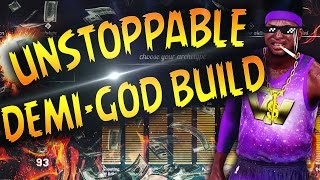 getlinkyoutube.com-NBA 2K17 Tips: UNSTOPPABLE 99 OVERALL DEMI-GOD BUILD! MOST POWERFUL MYPLAYER IN NBA 2K17! (GLITCHY)