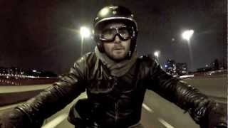 getlinkyoutube.com-Harley Davidson sportster Iron in Paris Episode 1