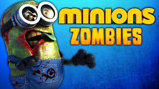 getlinkyoutube.com-CRAZY MINIONS ZOMBIE MAP (Call of Duty: Zombies)