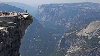 getlinkyoutube.com-Hiking Half Dome, Yosemite National Park, USA in 4K (Ultra HD)