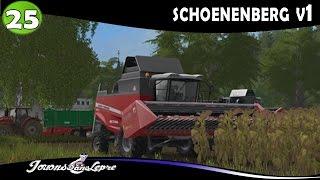 getlinkyoutube.com-FS17 / Map Schoenenberg v1 / ep 25/  Tournesol
